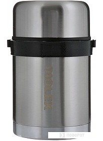 Термос для еды Diolex DXF-800-1 0.8л (серебристый)