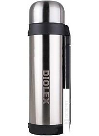 Термос Diolex DXH-1800-1 1.8л (серебристый)