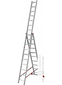 Лестница-трансформер PRO Startul ST9942-10 3x10 ступеней