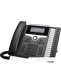 Проводной телефон Cisco 7861 (черный) [CP-7861-K9=]