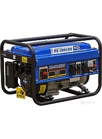 Бензиновый генератор ECO PE-3001RS