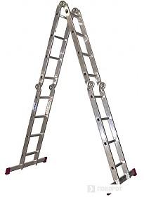 Лестница-трансформер Krause Corda 4x4 ступени 085047