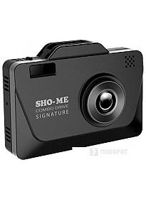 Автомобильный видеорегистратор Sho-Me Combo Drive Signature