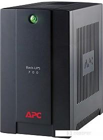 Источник бесперебойного питания APC Back-UPS 700 ВА BX700U-GR