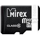 Карта памяти Mirex 13612-MCSUHS16 microSDHC 16GB фото и картинки на Povorot.by