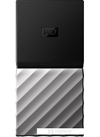 Внешний жесткий диск WD My Passport SSD 512GB WDBKVX5120PSL