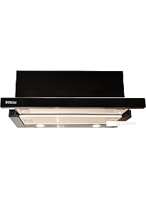 Кухонная вытяжка Backer TH60L-2F200-BG