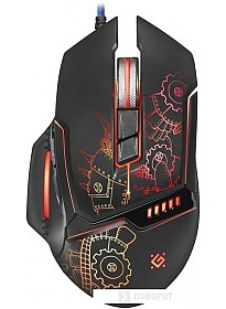 Игровая мышь Defender Kill'em All GM-480L