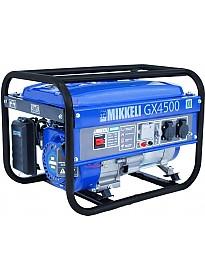 Бензиновый генератор Mikkeli GX4500