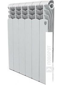 Биметаллический радиатор Royal Thermo Revolution Bimetall 500 (3 секции)