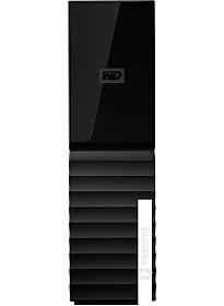 Внешний жесткий диск WD My Book 8TB [WDBBGB0080HBK]