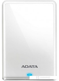 Внешний жесткий диск A-Data HV620S AHV620S-1TU31-CWH 1TB (белый)