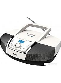 Портативная аудиосистема BBK BX519BT (белый/черный)