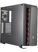Корпус Cooler Master MasterBox MB510L (черный/красный)
