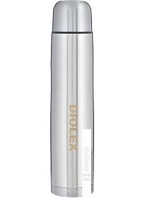 Термос Diolex DX-1000-1 1л (серебристый)