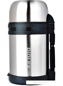 Термос для еды Diolex DXU-600-1 0.6л (серебристый)