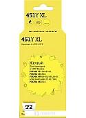 Картридж T2 IC-CCLI-451Y_XL (аналог Canon CLI-451Y XL)