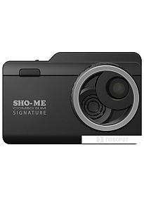 Автомобильный видеорегистратор Sho-Me Combo Slim Signature GPS