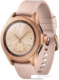 Умные часы Samsung Galaxy Watch 42мм (розовое золото)