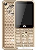 Мобильный телефон Ark Power F3 (золотистый)