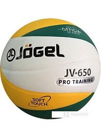 Мяч Jogel JV-650 (размер 5)