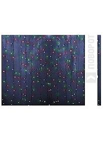 Световой дождь Neon-night 235-059 300 LED (мульти)