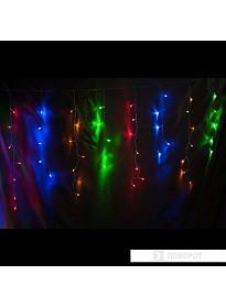 Бахрома Neon-night 255-009 48 LED (мульти)