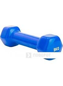 Гантели Bradex 5 кг (синий)