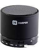 Беспроводная колонка Harper PS-012 (черный)