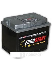 Автомобильный аккумулятор Eurostart ES 6 CT-75 (75 А/ч)