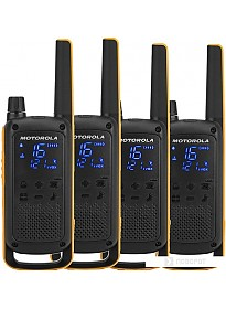 Портативная радиостанция Motorola T82 Extreme Quad