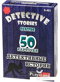 Настольная игра Play Land Детективные истории: Классик