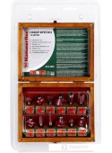 Набор оснастки Hammer 222-005 (12 предметов)