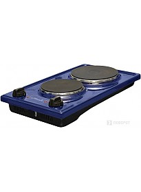 Настольная плита Лысьва ЭПБ 22 (синий)