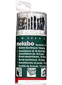 Набор оснастки Metabo 627190000 (18 предметов)