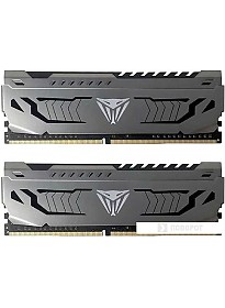 Оперативная память Patriot Viper Steel Series 2x8GB DDR4 PC4-24000 PVS416G300C6K