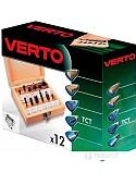 Набор оснастки Verto 60H010 12 предметов