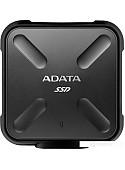 Внешний накопитель A-Data SD700 ASD700-512GU31-CBK 512GB (черный)