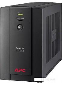 Источник бесперебойного питания APC Back-UPS 1400 ВА BX1400U-GR