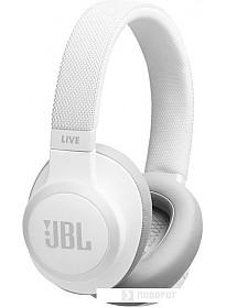 Наушники JBL Live 650BTNC (белый)