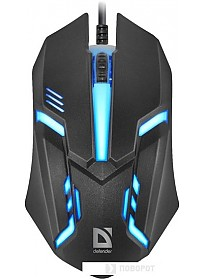 Игровая мышь Defender Hit MB-550