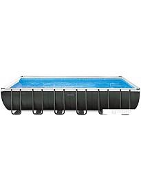 Каркасный бассейн Intex Ultra Frame (732х366х132) (фильтр 7900 л/ч)
