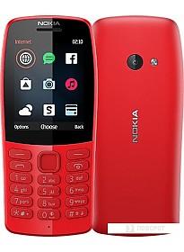 Мобильный телефон Nokia 210 (красный)