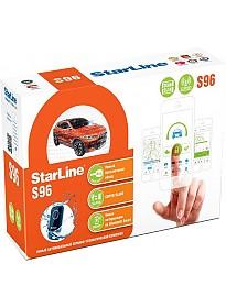 Автосигнализация StarLine S96 BT GSM GPS