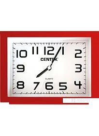 Настольные часы CENTEK CT-7202 (красный)