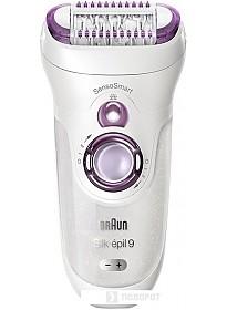 Эпилятор Braun Silk-epil 9 SensoSmart 9/700 Wet&Dry