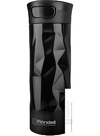 Термокружка Rondell RDS-1115 0.35л (черный)