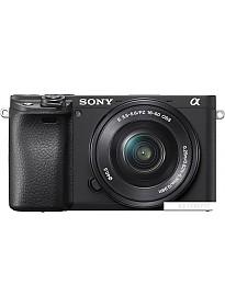 Беззеркальный фотоаппарат Sony Alpha a6400 Kit 16-50mm (черный)
