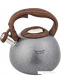 Чайник со свистком ZEIDAN Z-4229 (серый)