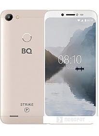 Смартфон BQ-Mobile BQ-5514G Strike Power (золотистый)